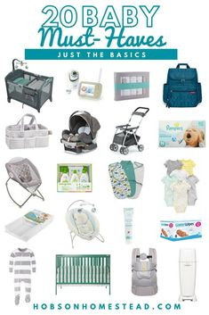 If you are expecting and want to make sure you have the basic baby essentials ready for bringing home a newborn, check out my list of 20 Baby Must-Haves. must haves 20 Baby Must-Haves: Just the Basics Baby Tritte, Baby Sleep, Baby Newborn, Newborn Room, Newborn Needs, Baby Must Haves, Must Haves For Newborn, Baby Registry Must Haves, Baby Registry Items