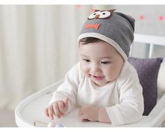 >> Click to Buy << 2016 Autumn Winter Cotton Baby Hat  Infant Baby Owl Beanie Cap Korean Style Hats for Newborns Cute Animal Baby Hat #Affiliate