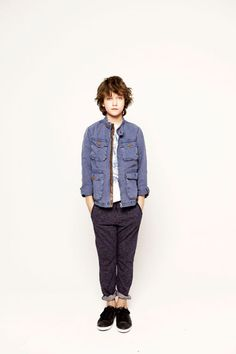 February - KIDS - LOOKBOOK - ZARA Spain