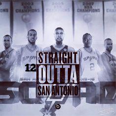 Spurs Reloaded 2015. Go Spurs Go