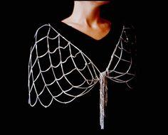 Danielle Koninkx - zilveren sjaal
