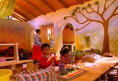Tecilli Classroom in Cuernavaca, México