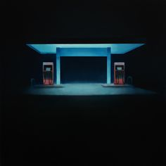 "Trevor Young ""Introduction to the Pump"", 48""x48"", oil on canvas, 2013 http://fortrevoryoung.tumblr.com"