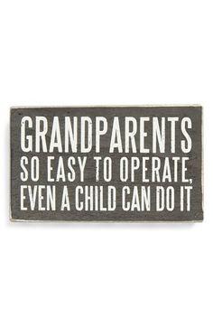 perfect grandparents gift
