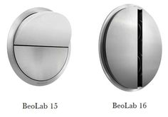 Bang & Olufsen's BeoLab 15 & 16 speaker system (inwall - need those discreet good sound!!!)