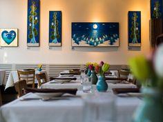 Cafe Flora Dining Room, #narwal, vegetarian restaurant in Seattle