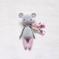 BobbleandBooUK: Feeling the Love for Crochet Toys!