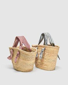 Diy Sac, Ethnic Bag, Beach Accessories, Basket Bag, Summer Bags, Handmade Bags, Straw Bag, Tote Bag, Purses
