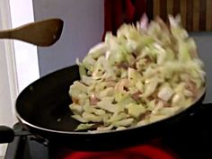 How To Make Sautéed Cabbage
