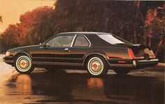 1984 Lincoln Continental Mark VII