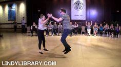 Lone Star Championships & Lindyfest 2013 Invitational Jack & Jill - Michael Seguin & Frida Segerdahl