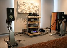 Cary Audio Equipment at Stradavari Audio Elite
