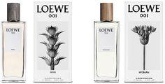 Loewe 001 Woman & 001 Man  (2016) #beautynews #beauty2016 #beautyreview…