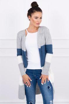 módny eshop s najnovšími trendami Trendy, Blues, Sweaters, Fashion, Jackets, Moda, Fashion Styles, Sweater, Fashion Illustrations