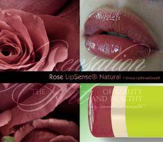 Rose Lipsense Naturals