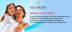#dental  #dentalcare http://www.novadenttly.com/