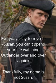 Outlander Funny, Outlander Quotes, Outlander Tv Series, Sam Heughan Outlander, Popular Book Series, The Fiery Cross, Jamie Fraser, Historical Fiction, Great Quotes