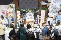Image features Kingston Jewellery as captured by Mark Lobo at our Melbourne, SS16 Market.
