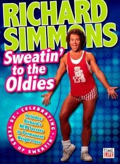 Richard Simmons' Sweatin' to the Oldies