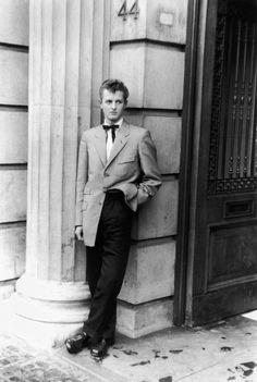 Skinny ties, skinny trousers: The hip Teddy Boys of 1950s London