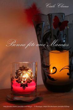 Bonne Fête aux Mamies. Cécile Cloarec Conseillère PartyLite