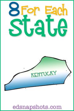 US Geography Made Easy! Study Kentucky, and even make your own fancy hat for the Derby.
