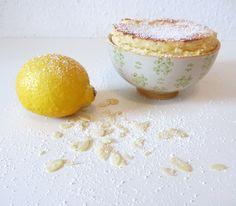 Mandel - Zitronen - Souffle