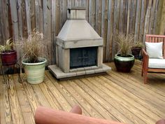 Outdoor Fireplaces and Fire Pits : Find air times for this episode or watch Indoors Out online From DIYnetwork.com