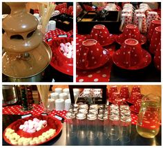 Elody Events Lady Bug Baby Shower