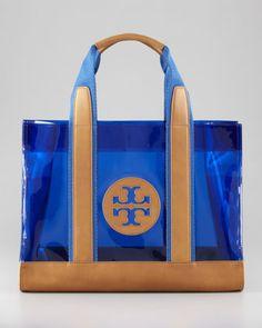 Cobalt blue Tory Burch purse!