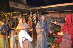 XXII Belén Viviente de Pezuela de las Torres - http://www.dream-alcala.com/xxii-belen-viviente-de-pezuela-de-las-torres/