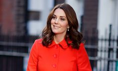 Kate Middleton will stay with her parents Carole and Mike Middleton for Easter weekend - but will she attend Sunday's royal service? Kate Middleton, Princess Charlotte, Princess Diana, Duchess Kate, Duchess Of Cambridge, Banquet, Wedding Party Games, Celebs, Celebrities