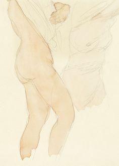 Naked bodies, vintage nude illustration. Studieblad met twee vrouwen die hun hemd uittrekken (1850–1917) by Auguste Rodin. Original from The Rijksmuseum. Digitally enhanced by rawpixel. | free image by rawpixel.com / Rijksmuseum (Source) Auguste Rodin, Good Cause, Classical Art, Modern Sculpture, Free Illustrations, Antique Art, Free Images, Bodies, Cool Photos
