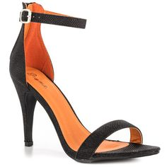 Access to a stylish selection of Women's heels, shoes, sandals and boots Beautiful Heels, Ankle Strap Heels, Shoe Boots, Shoes, Shoe Brands, Black Heels, Fashion Forward, Pumps, Sandals