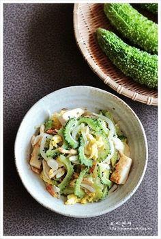 여주볶음 만드는법~여주요리 야채볶음 아삭하니 맛있어요 – 레시피 | Daum 요리