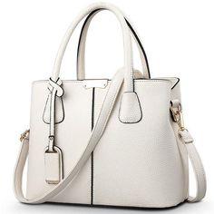 OLGITUM Hot Sale 2017 New Fashion Big Bag Women Shoulder Messenger Bag Ladies Handbag F403