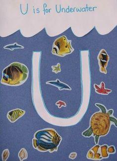 8 Best Letter U Craft Images