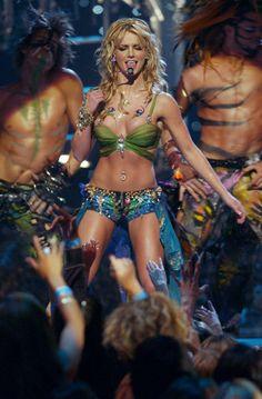 MTV Video Music Awards,At the Metropoliten Opera House,NY,September 6th,2001 - britney-spears Photo