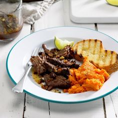 Roast Beef Caribbean Style Country Dinner, Ham And Bean Soup, Roast Beef Recipes, Caribbean Recipes, Carribean Food, Roast Dinner, Stuffed Sweet Peppers, Dessert For Dinner, Beef Dishes