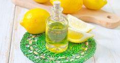 10 straordinari benefici dell'olio essenziale di limone