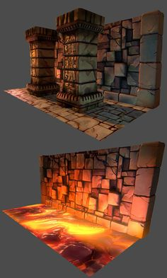 ArtStation - Polycount - The Escape, Ulrick Wery