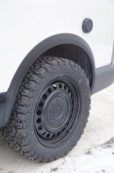 Radlaufleisten aus Kunststoff, passend für VW T5.2 KR Schiebetüre rechts Vw T5 Camper, Volkswagen Transporter, T5 Transporter, Fiat Doblo, Busse, Van Life, Campervan, Chiba, Offroad