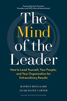 The Mind of the Leader: How to Lead Yourself, Your People... https://www.amazon.com/dp/1633693422/ref=cm_sw_r_pi_dp_U_x_UZvrAb7C2193T