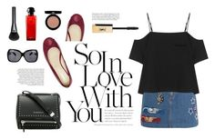 """""""""""It gives me strength to have somebody to fight for; I can never fight for myself, but, for others, I can kill."""" -Emilie Autumn, The Asylum for Wayward Victorian Girls"""" by are-you-with-me ❤ liked on Polyvore featuring Marc Jacobs, T By Alexander Wang, Givenchy, Matthew Williamson, Yves Saint Laurent, Giorgio Armani, Hermès and Gucci"""