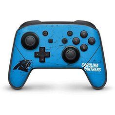 NFL Carolina Panthers Nintendo Switch Pro Controller Skin - Carolina Panthers Distressed Alternate Vinyl Decal Skin For Your Switch Pro Controller  https://allstarsportsfan.com/product/nfl-carolina-panthers-nintendo-switch-pro-controller-skin-carolina-panthers-distressed-alternate-vinyl-decal-skin-for-your-switch-pro-controller/  Ultra-Thin, Lightweight Nintendo Switch Pro Controller Vinyl Decal Protection Offically Licensed NFL Design Industry Leading Vivid Color Vinyl Print