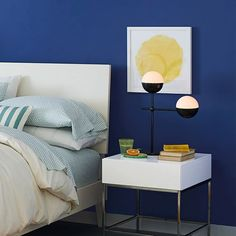 Kate Spade Saturday Globe Table Lamp | West Elm