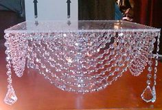 Ideas for diy wedding cake stand table centerpieces How To Make Wedding Cake, Diy Wedding Cake, Wedding Cake Stands, Bling Wedding, Wedding Decorations, Wedding Black, Miami Wedding, Wedding Ideas, Damask Cake