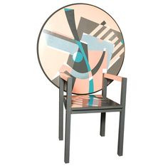 1stdibs - Table/chair by Allessandro Mendini  (1984) explore items from 1,700  global dealers at 1stdibs.com