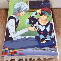 Camplayco D.Gray-man Lavi Cosplay Bedding Set Flannel Blanket Bed Sheets *** Find out more about the great product at the image link.