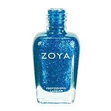 "TWILA, Zoya Nail Polish.  Gorgeous blue... Easter eggs & butterflies! WANT A FREE BOTTLE? Please click through this link (must have the referral code to get the free bottle), and set up a new online account. Zoya will award a promo code (look under ""my account"" and then ""my promotion codes"" . You'll get a free bottle of polish, plus if you add two more bottles to your order, you'll get free S on the order. HINT: I recommend checking out the color spoons when looking at their site!"
